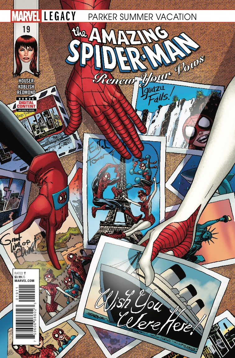 Marvel Preview: Amazing Spider-Man: Renew Your Vows #19