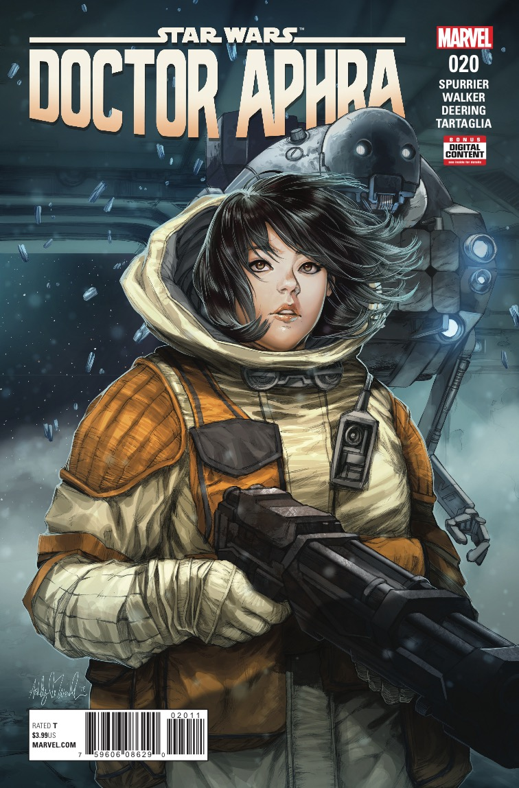 Marvel Preview: Star Wars: Doctor Aphra #20