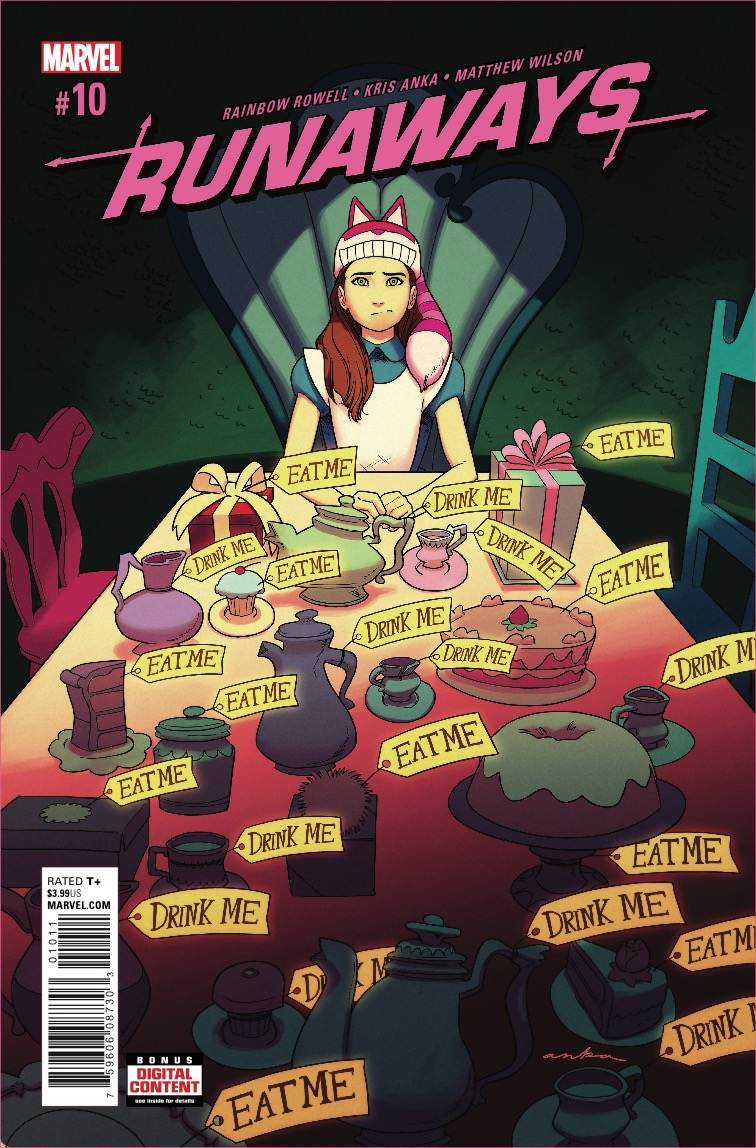 Marvel Preview: Runaways #10