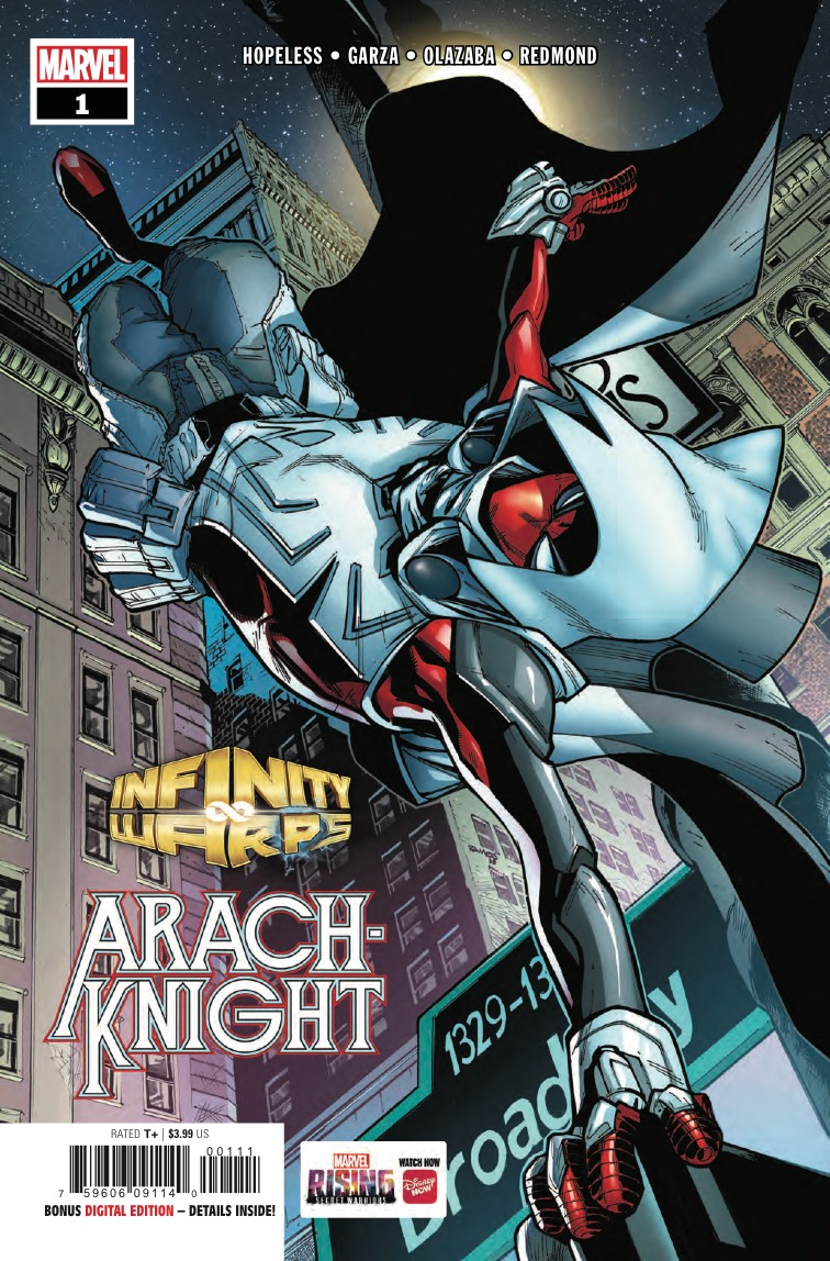 Marvel Preview: Infinity Wars: Arachknight #1