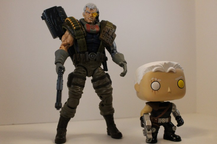 Marvel Legends Cable Gallery