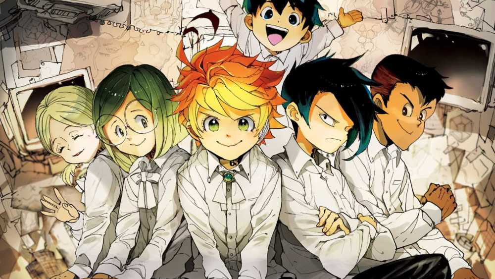 The Promised Neverland Vol. 7 Review | AIPT