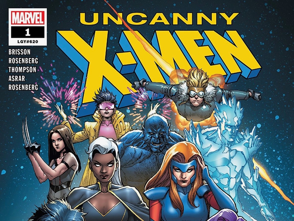 Advance Spoiler-Free Review: Uncanny X-Men #1