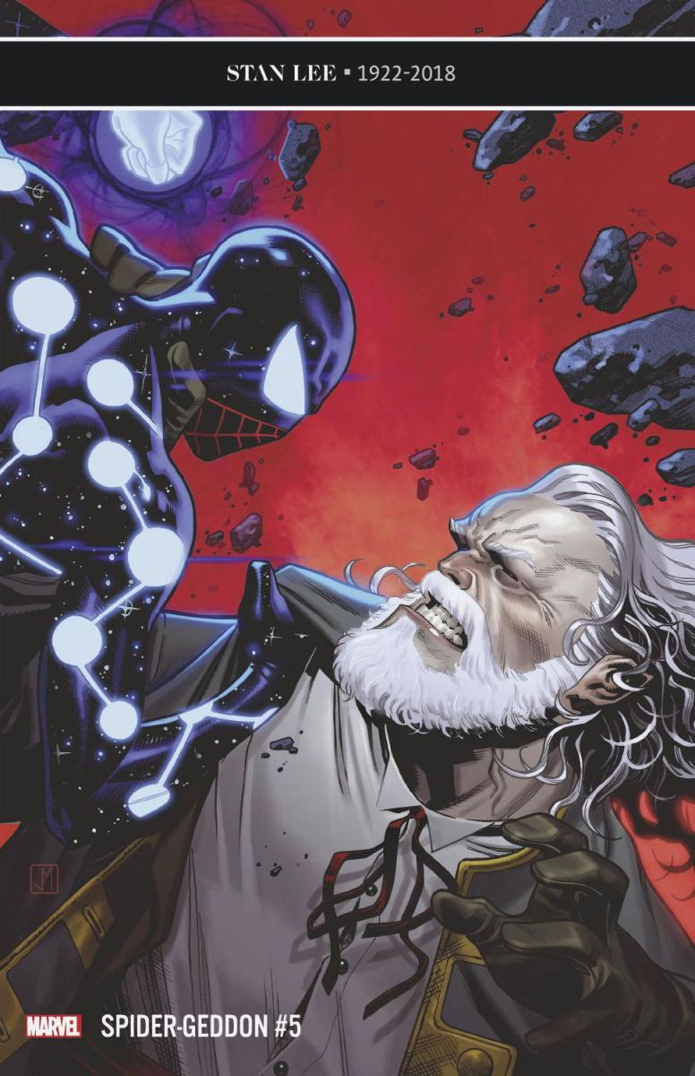 Marvel Preview: Spider-Geddon #5