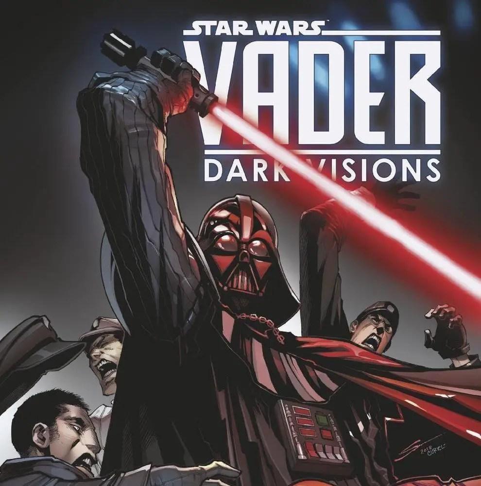 Star Wars: Vader – Dark Visions #2 Review   AIPT