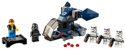 75262 Star Wars Imperial Dropship-20th Anniversary Edition