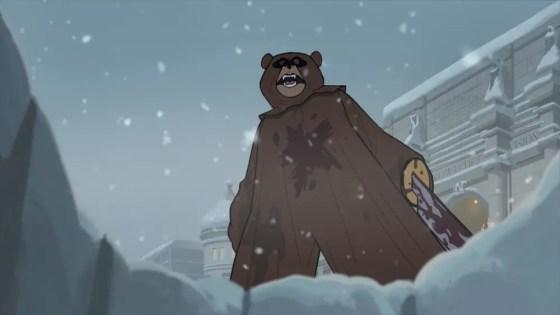 """""""Scare Bear"""""""