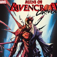 EXCLUSIVE Marvel First Look: Ruins of Ravencroft: Carnage #1