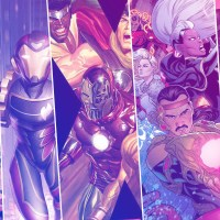 Marvel Comics' April 2020 solicitations: It's war with Empyre and X-Men, plus Inferno 101 with Magik