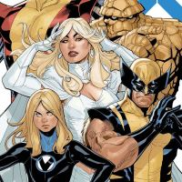 X-Men + Fantastic Four #2 Review