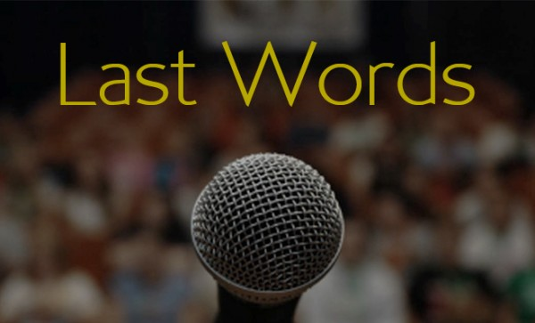 We all know someone who always has to get in the last word. In 2 Corinthians chapter 13 we will look at the last words that the Apostle Paul had for the Local Church. Click through for a baptist sermon on the last words from Irvington Bible Baptist Church