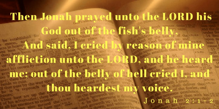 Verse by verse study of Jonah chapter 2. Taught by Irvington Bible Baptist Church