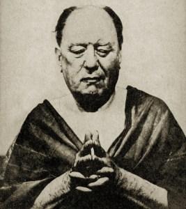 aleister crowley meditation