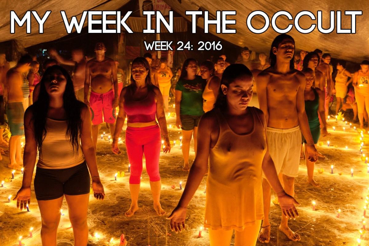 My Week in the Occult – Week 24: 2016