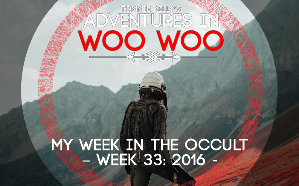 My Week in the Occult – Week 33: 2016