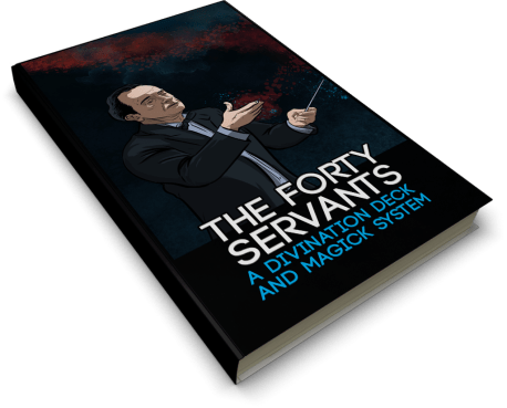 The Forty Servants guidebook