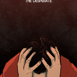 The Desperate - Forty Servants
