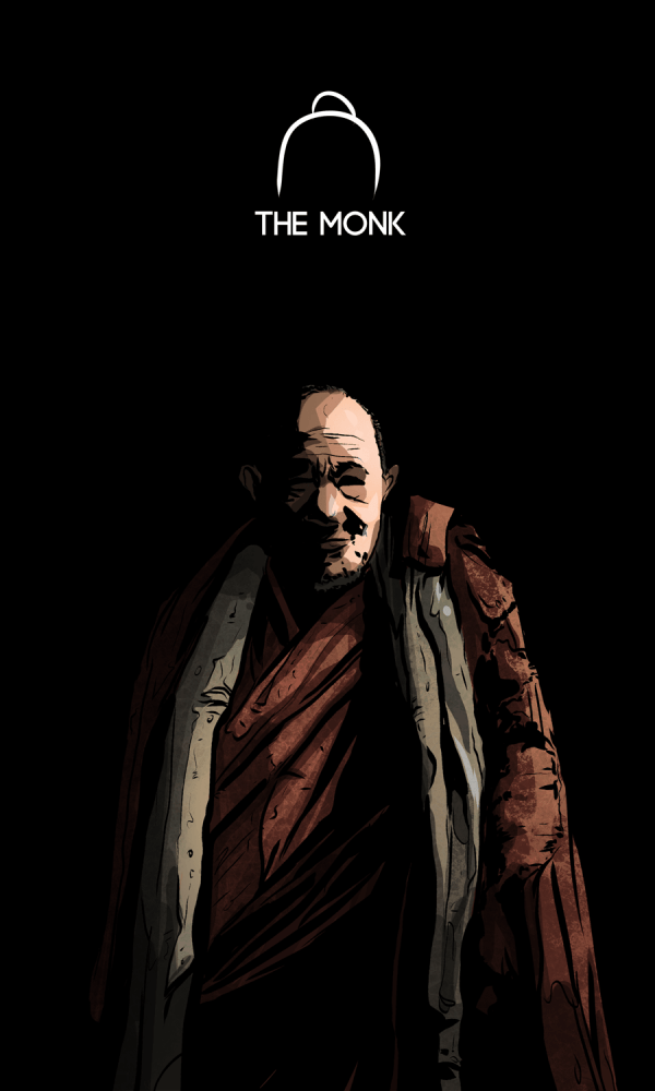 The Monk - Forty Servants