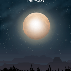 The Moon - Forty Servants