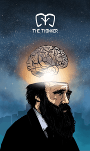 The Thinker - Forty Servants