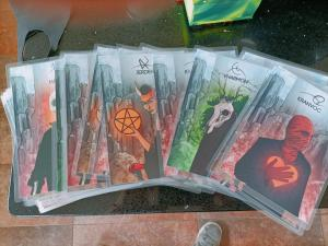 Four Devils 2021 Prints