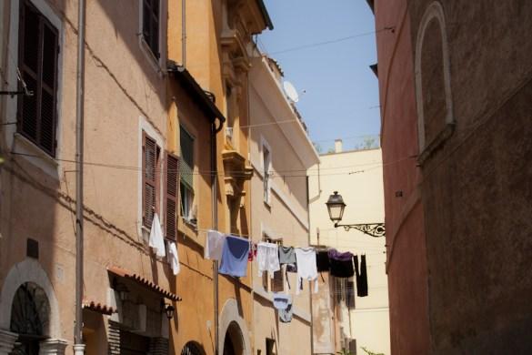 Trastevere, Rome, Italy @PennySadler 2013