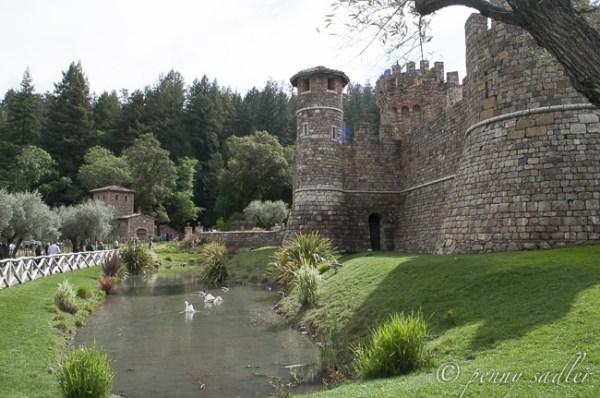 Castello di Amorosa @PennySadler 2014