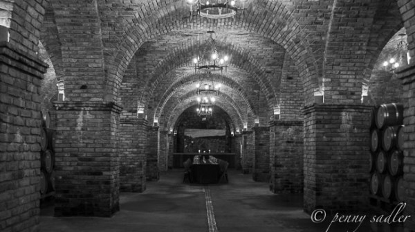Castello di Amorosa, @PennySadler 2014