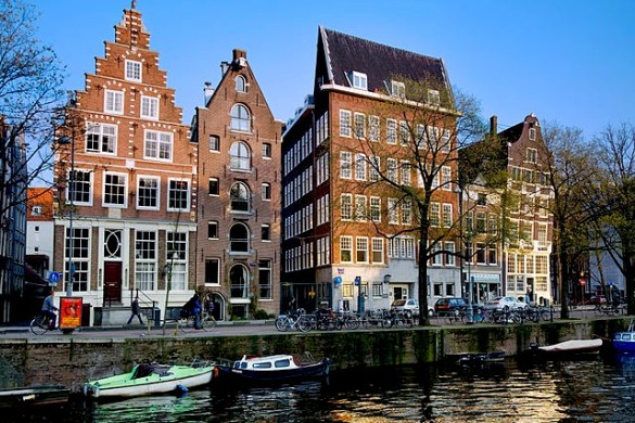 One Day in Amsterdam