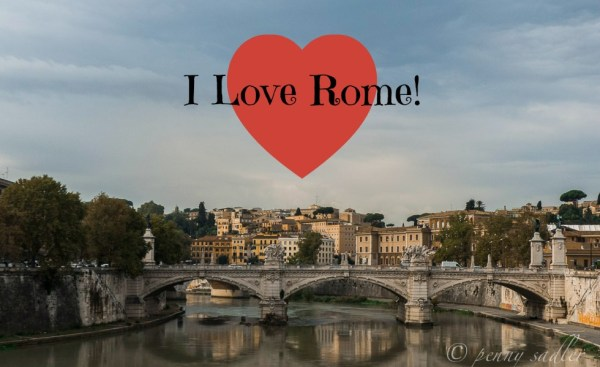 Is Rome Really All That? #&64;PennySadler 2014