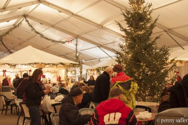 Old World Christmas Market Wisconsin Osthoff REsort