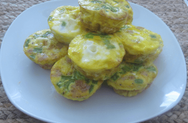 These easy egg muffins are a simple make-ahead breakfast for your busiest mornings. Plus, they can be easily adapted for even your pickiest eaters.