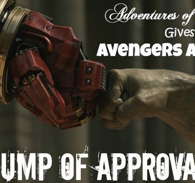 Avengers age of Ultron Review open everywhere TODAY!