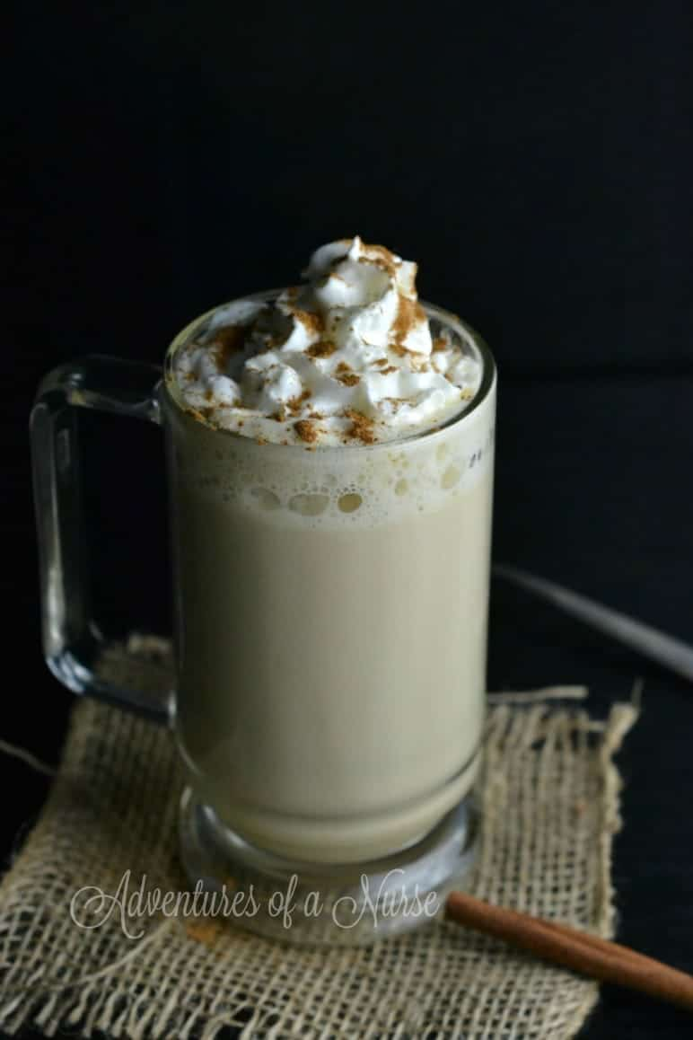 Eggnog Latte, Starbucks Copycat