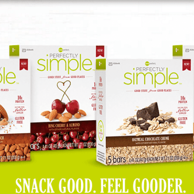 ZonePerfect Perfectly Simple #FeelGooder