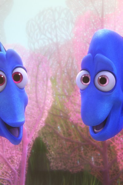 Finding Dory Recipes and More