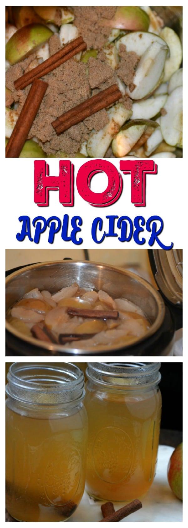Instant Pot hot-apple-cider