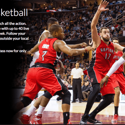 DISH is the first pay-TV provider to launch NBA TEAM PASS