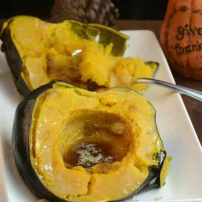 The Perfect Thanksgiving Feast and Instant Pot Candied Acorn Squash