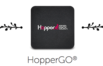 Give yourself the Gift that gives on the GO with HopperGo and DISH
