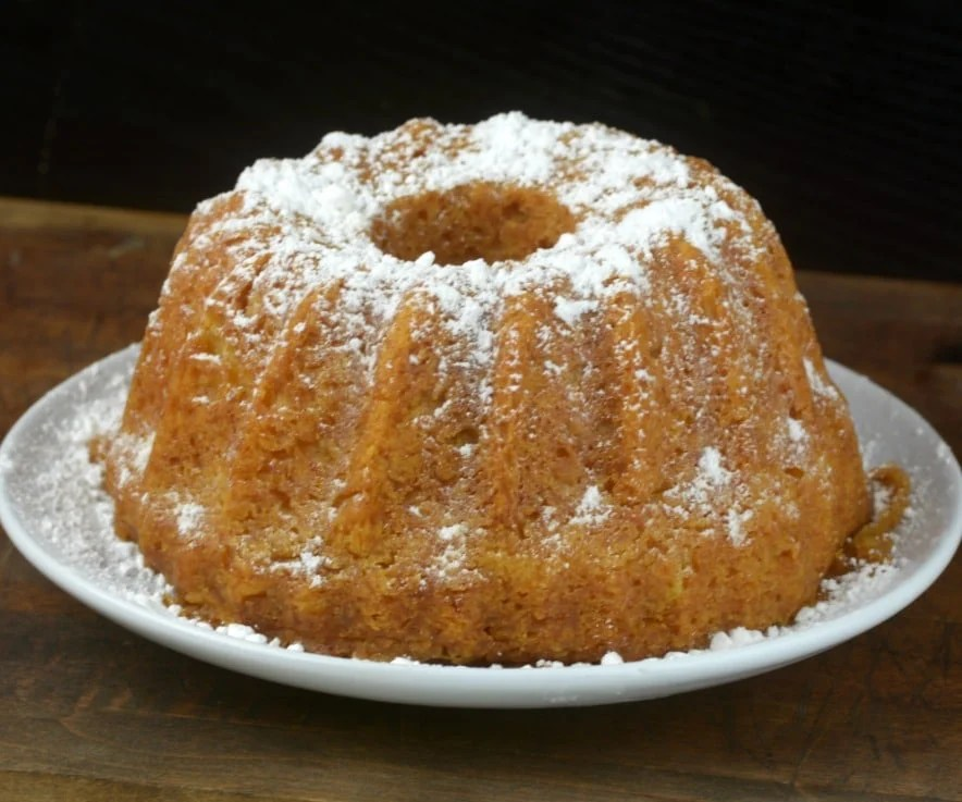How Long To Bake A Bundt Cake