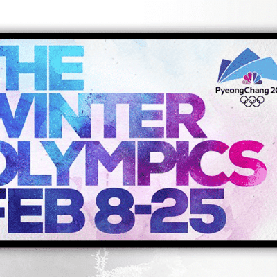 DISH will deliver NBCUniversal's 4K HDR coverage of the PyeongChang 2018 Winter Olympics