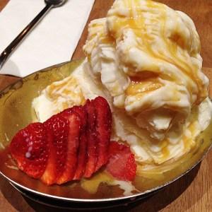 On a day like today, all I can think about is having #ShavedSnow! #AdventuresOfAPE #EatFamous #SWEEEEEATS #IceCreamOfInsta #EatLoveNYC #GrubShotsNYC #MyFab5 #OGluttoness #DessertPorn #WannaSpoonNYC #FoodPornShare #BangBangFood #AllButtonsBursting #NoLeftOvers #BigAppleBites #LettuceDine #DailyFoodFeed #DessertComesFirst #PceLuvFood #SpoonFeed #NomNomNYCgrls #EEEEEATS #EatingNYC #FeedYourSoull #HungryObsession #EatingForTheInsta #NYCfoodie #InstaYum #PutAForkInIt