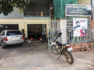Cambodia gyms in Kampong Cham