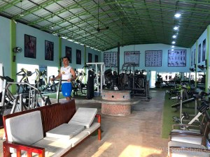 Any Happy Gym is a new offering in Siem Reap