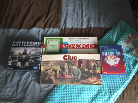 board games for date night