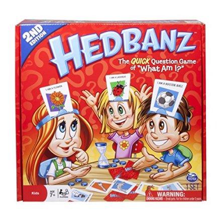 Hedbanz card game