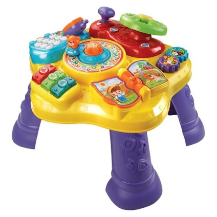 vtech learning table