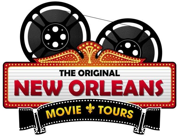new orleans movie tour logo