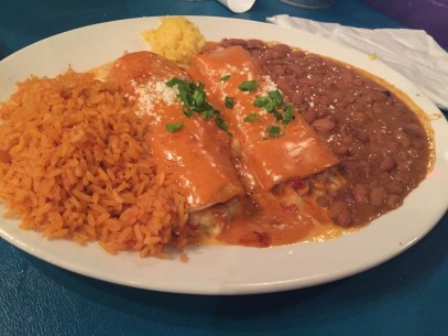 Chevy's enchiladas in portland